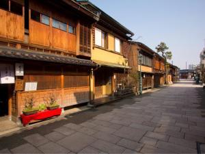 Hotel Wing International Premium Kanazawa Ekimae, Отели эконом-класса  Канандзава - big - 244