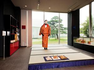 Hotel Wing International Premium Kanazawa Ekimae, Отели эконом-класса  Канандзава - big - 241