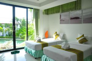 Samui Honey Tara Villa Residence, Rezorty  Choeng Mon Beach - big - 36