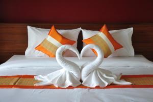 Samui Honey Tara Villa Residence, Rezorty  Choeng Mon Beach - big - 38