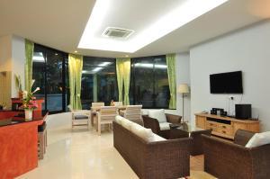 Samui Honey Tara Villa Residence, Rezorty  Choeng Mon Beach - big - 43