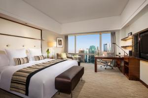 InterContinental Shanghai Pudong, Hotely  Šanghaj - big - 16