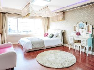 White dream Pension, Hostely  Jeju - big - 15