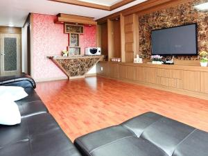 White dream Pension, Hostely  Jeju - big - 20