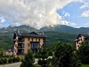 Krasnaya Polyana Hotels