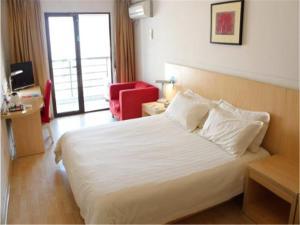Jinjiang Inn - Qingdao Zhongshan Road, Hotels  Qingdao - big - 11