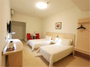 Jinjiang Inn - Qingdao Zhongshan Road, Hotels  Qingdao - big - 20