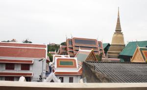 Feung Nakorn Balcony Rooms and Cafe, Hotels  Bangkok - big - 19