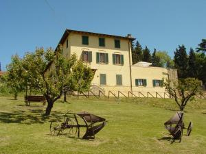 Agriturismo Fattoria Sant'Appiano, Farm stays  Barberino di Val d'Elsa - big - 25