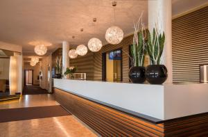 Landhotel Birkenhof, Hotels  Hofenstetten - big - 40