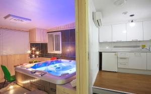 Green Hill Pension, Holiday homes  Pyeongchang  - big - 61
