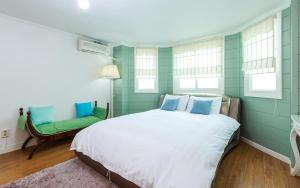 Green Hill Pension, Holiday homes  Pyeongchang  - big - 96