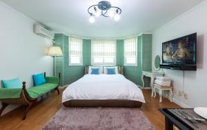 Green Hill Pension, Holiday homes  Pyeongchang  - big - 99