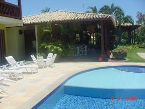 Praia de Interlagos 4 suítes, Prázdninové domy  Camaçari - big - 22