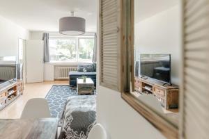 Apartmán s balkónem
