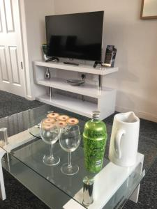 SSA - Atholl House Glasgow Airport, Apartments  Paisley - big - 21
