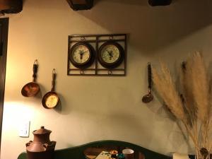 Un Rincón en Piedras Blancas, Загородные дома  Potrerillos - big - 37