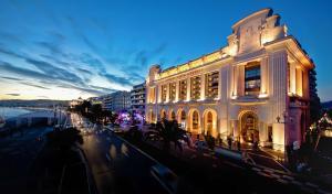 Hyatt Regency Nice Palais de la Méditerranée, Hotel  Nizza - big - 1