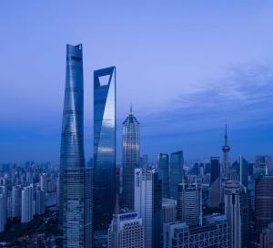 Park Hyatt Shanghai, Szállodák  Sanghaj - big - 22