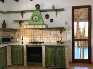Villa Green, Виллы  Partinico - big - 31