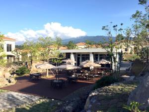 Camphortree Hotel and Resort, Üdülőközpontok  Csedzsu - big - 1