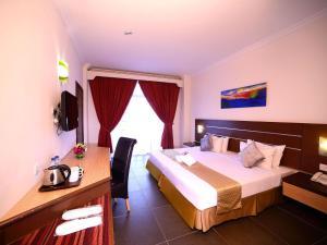 Bella Vista Express Hotel, Szállodák  Kampung Padang Masirat - big - 3