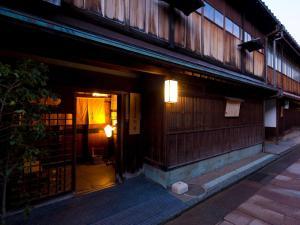 Hotel Wing International Premium Kanazawa Ekimae, Отели эконом-класса  Канандзава - big - 88