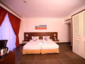 Bella Vista Express Hotel, Szállodák  Kampung Padang Masirat - big - 4