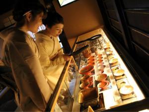 Hotel Wing International Premium Kanazawa Ekimae, Economy hotels  Kanazawa - big - 126