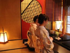 Hotel Wing International Premium Kanazawa Ekimae, Economy hotels  Kanazawa - big - 45