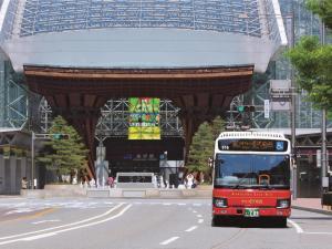 Hotel Wing International Premium Kanazawa Ekimae, Economy hotels  Kanazawa - big - 128