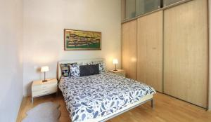 Apartment with View near Town Hall, Апартаменты  Вильнюс - big - 8