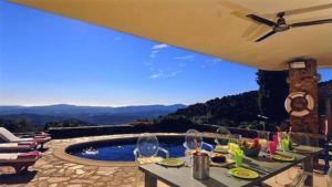 Villa Seteais, Vily  La Garde-Freinet - big - 26