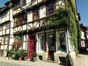 Ferienwohnungen Marktstrasse 15, Apartmány  Quedlinburg - big - 1