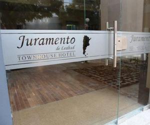 Juramento de Lealtad Townhouse Hotel, Hotely  Buenos Aires - big - 23