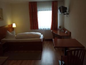 Hotel am Exerzierplatz, Hotely  Mannheim - big - 16