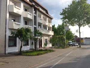 Hotel am Exerzierplatz, Hotely  Mannheim - big - 15