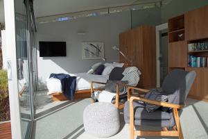 Eaglehawk Pavilions, Apartmány  Eaglehawk Neck - big - 5