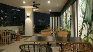 Somerset Grand Citra Jakarta, Apartmánové hotely  Jakarta - big - 35
