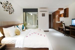 Feliz Urban Hotel, Szállodák  Phnompen - big - 38