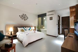 Feliz Urban Hotel, Szállodák  Phnompen - big - 37