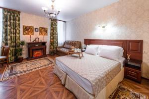 Kon-Tiki Boutique Hotel, Bed & Breakfast  San Pietroburgo - big - 12
