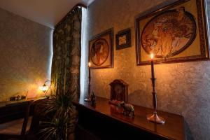 Kon-Tiki Boutique Hotel, Bed & Breakfast  San Pietroburgo - big - 31