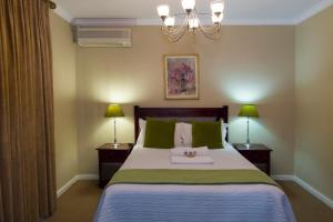 Double Room with Garden Access - Room 7