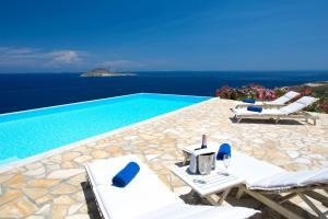 Villa Sophia Patmos, Vily  Grikos - big - 1