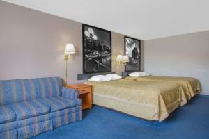 Executive-suite med dobbeltseng