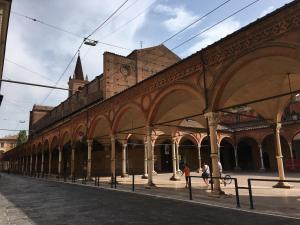 Casa Klara, Апартаменты  Болонья - big - 17