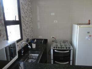 Real Residence Apart-hotel Copacabana, Апарт-отели  Рио-де-Жанейро - big - 54