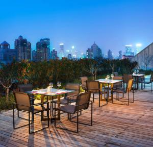 Twelve at Hengshan, A Luxury Collection Hotel, Shanghai, Отели  Шанхай - big - 36