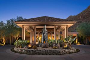 The Canyon Suites at The Phoenician, a Luxury Collection Resort, Scottsdale, Üdülőközpontok  Scottsdale - big - 50